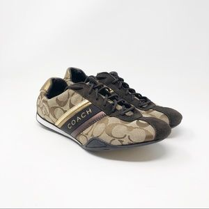 Coach Signature Jayme Sneakers - 8